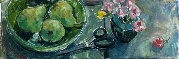 1404_oil_stilllifepearscissors_prelim